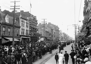 Toronto Labour Day Parade 1900s