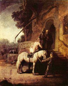 Rembrandt Samaritan