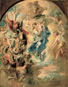 P P Rubens Women of the Apocalypse
