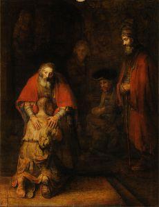 Rembrandt Prodigal