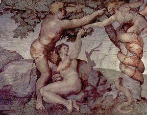 Michelangelo original sin
