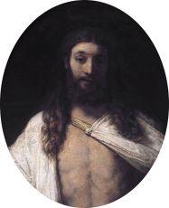 Rembrandt Christ Resurrected