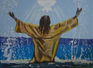 Farrant - Jesus' Baptism