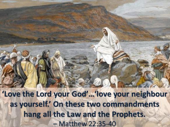 Great Commandment