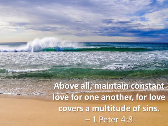 Love Covers Sins