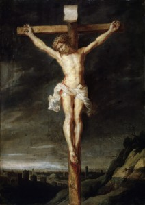 Rubens - Jesus on Cross