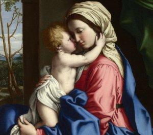 Salvi - Virgin and Child