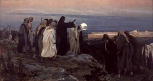 Simonet - Jesus Weeps Over Jerusalem