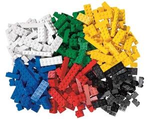 Lego sorted