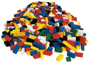 Lego unsorted